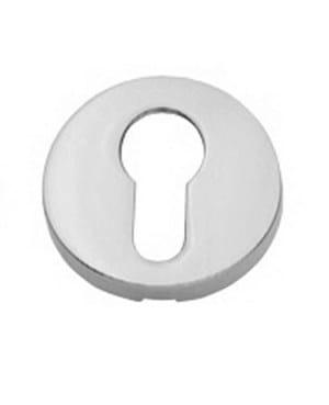 Round keyhole escutcheon 50RT   Keyhole escutcheon - Frascio