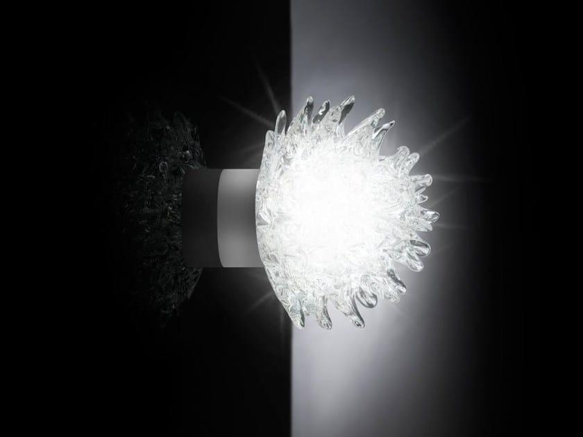 Murano glass wall light ROSTRO | Wall light - VGnewtrend