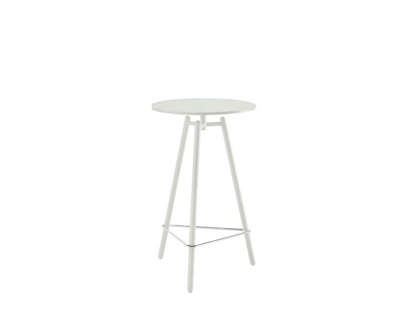 Round high side table BLOG | Round coffee table - Sesta