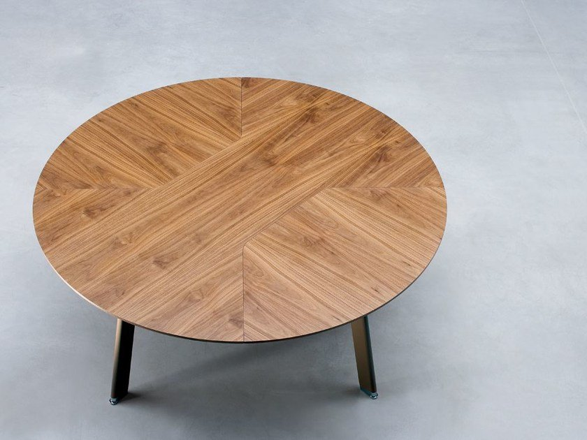 Round meeting table SIMPLIC | Round meeting table - BALMA
