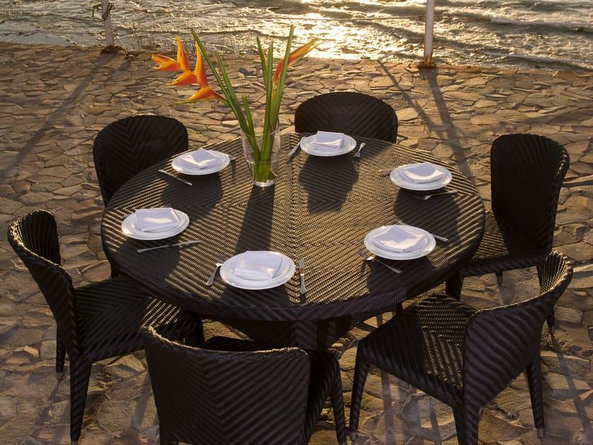Tavolo da pranzo rotondo BELLA | Tavolo rotondo - 7OCEANS DESIGNS