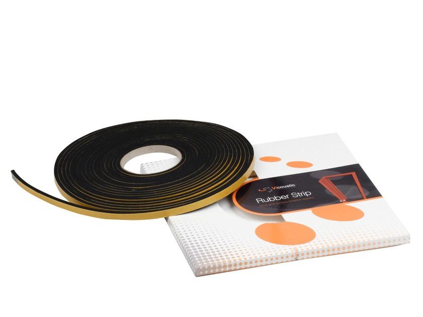 Seal and joint for insulation product RUBBER STRIP by Vicoustic by Exhibo