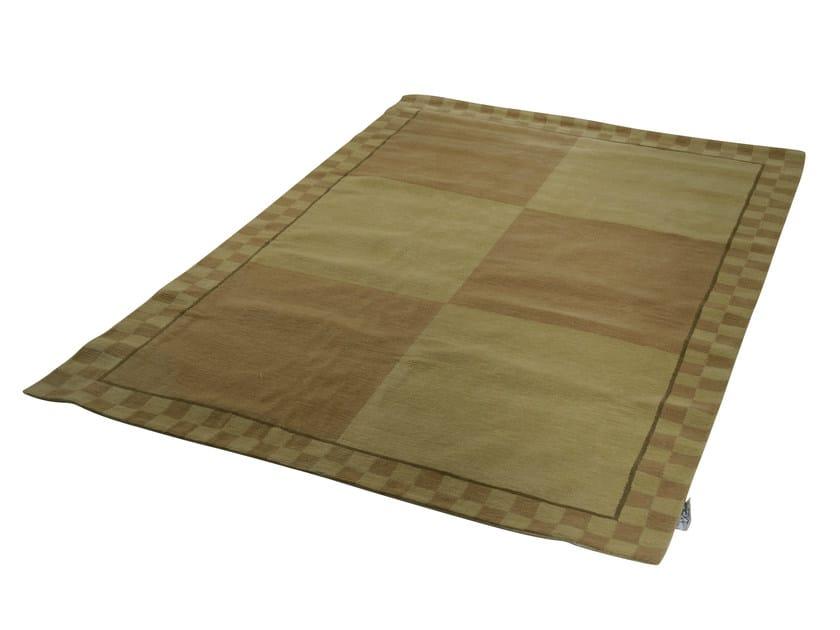 Rectangular wool rug OMBRA - MARIONI