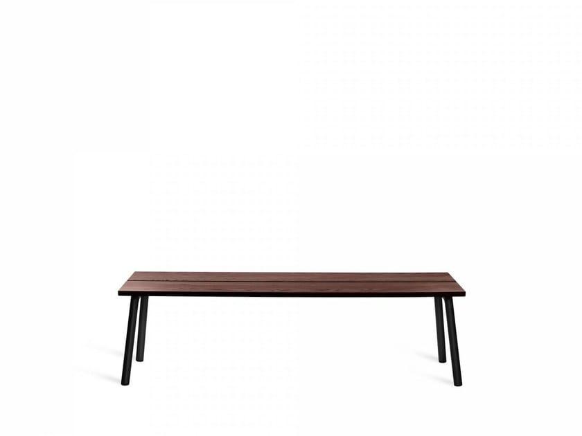 Aluminium bench RUN 3 | Bench - Emeco