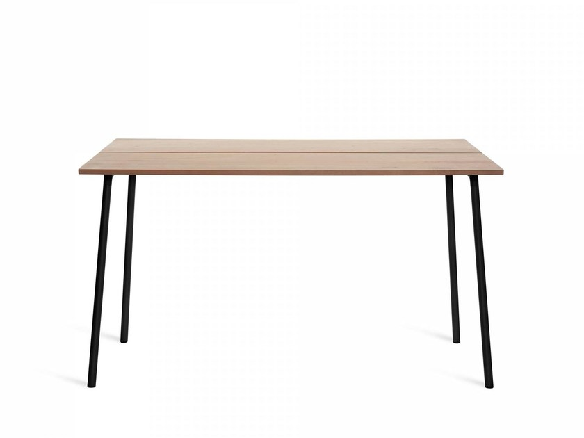 Aluminium high table RUN | High table - Emeco