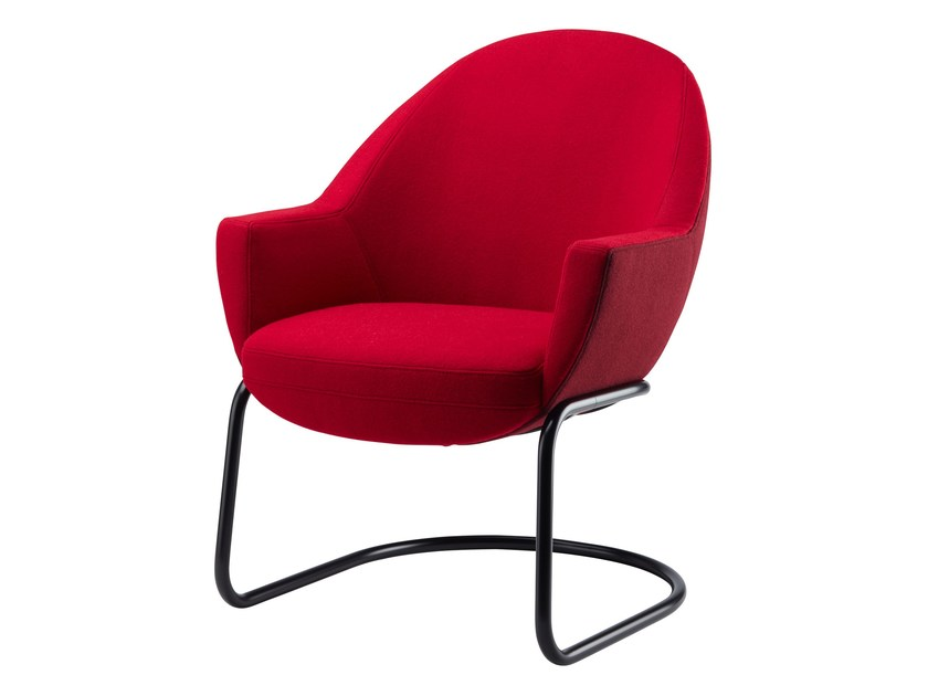 Cantilever easy chair S 834 - THONET