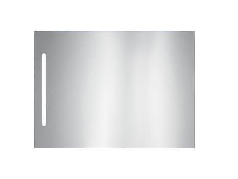 Specchio a parete con illuminazione integrata per bagno S3513 | Specchio by INDA®