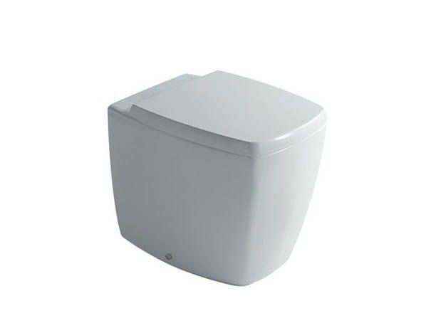 Ceramic toilet SA.02 | Toilet - GALASSIA