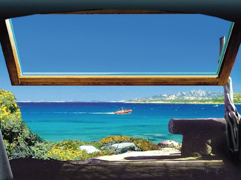Finestra basculante in alluminio e legno sa91 finestra for Finestra basculante