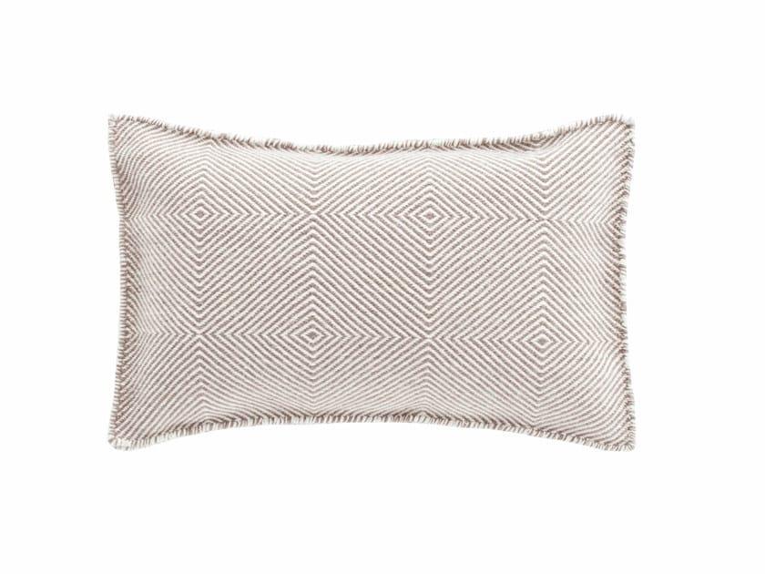 Cuscino rettangolare in lana SAIL | Cuscino - GAN By Gandia Blasco