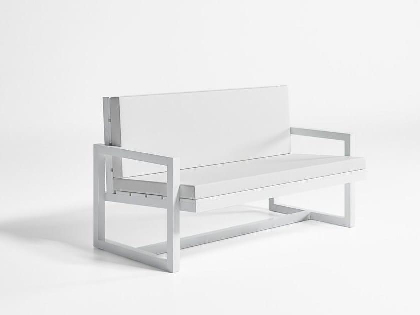 2 seater garden sofa SALER | Garden sofa by GANDIA BLASCO