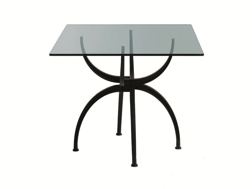 Square table SALOMONICA - Driade
