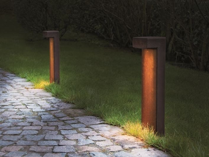 Bollard light SAMPA FL by BEL-LIGHTING