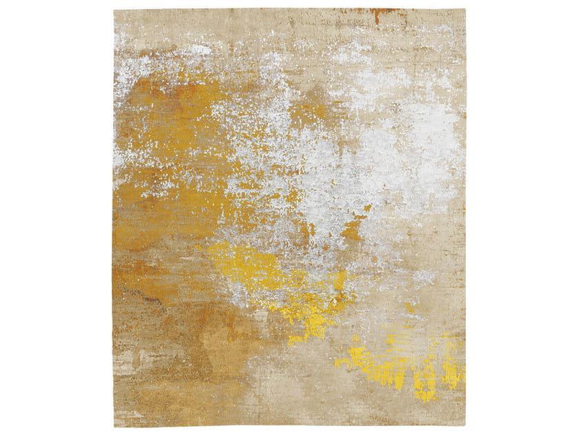 Handmade rug SANDERYD DIAMOND DUST - HENZEL STUDIO