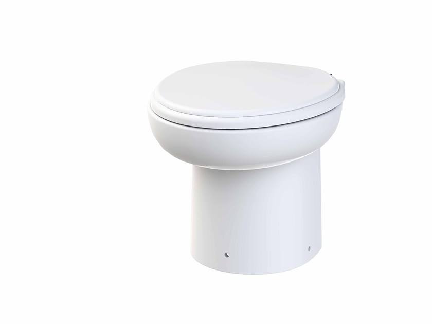 Electric Toilet with waste macerator SANIMARIN 31 - SFA