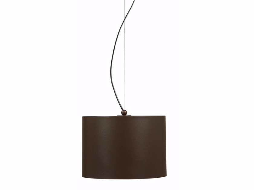 Powder coated steel pendant lamp SARA | Pendant lamp - Gibas