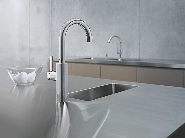 Miscelatore da cucina da piano KWC SAROS | Miscelatore da cucina - Franke Water Systems AG, KWC