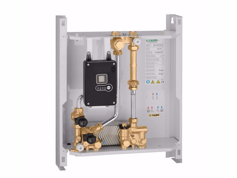 High temperature heat interface unit SATK203 - CALEFFI