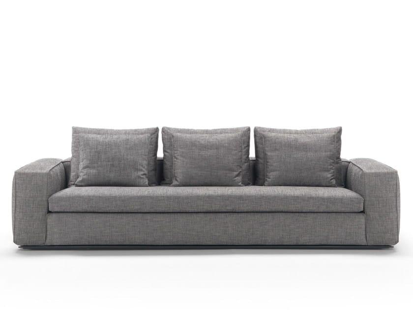 3 seater fabric sofa SAVOY   3 seater sofa by Marac