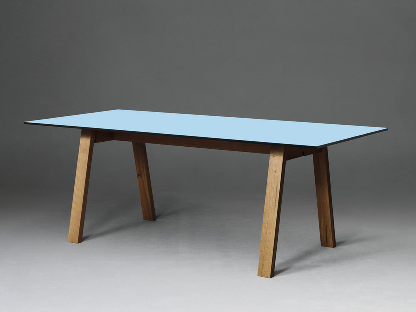 Rectangular HPL table SC50 | HPL table - Janua