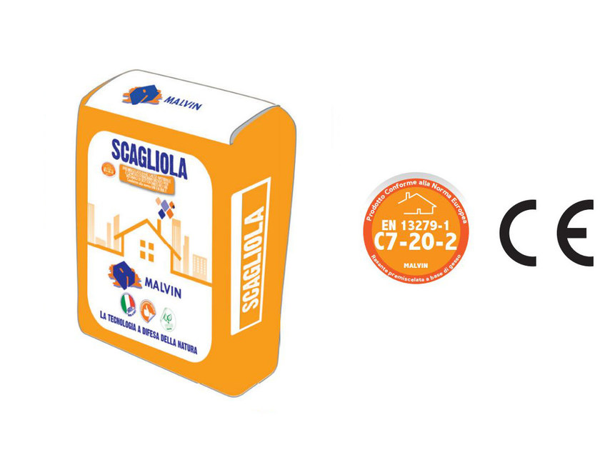 Scagliola gypsum, setting gypsum SCAGLIOLA by malvin