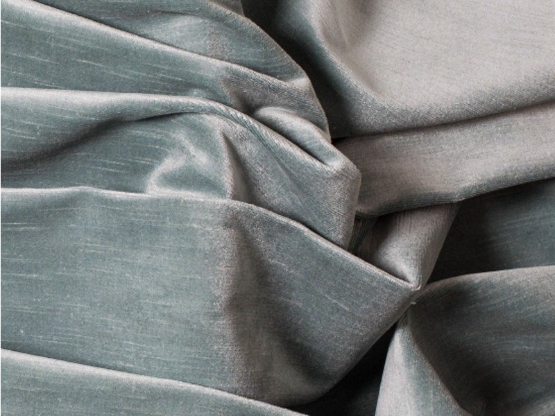 Linen fabric for curtains SCALA by Equipo DRT