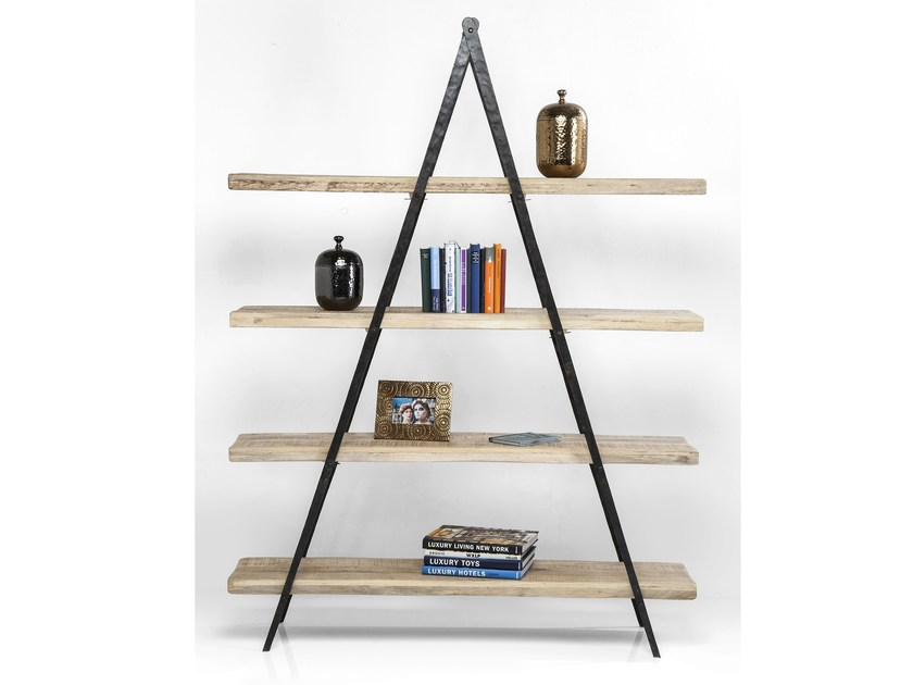 Open bookcase SCISSORS | Bookcase - KARE-DESIGN