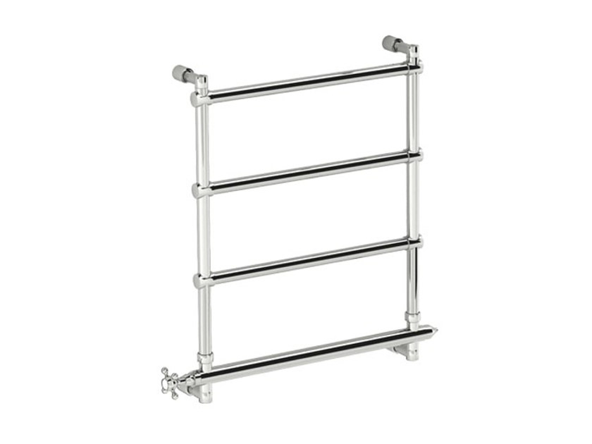 Electric vertical wall-mounted towel warmer SCME11A | Towel warmer by Fir Italia