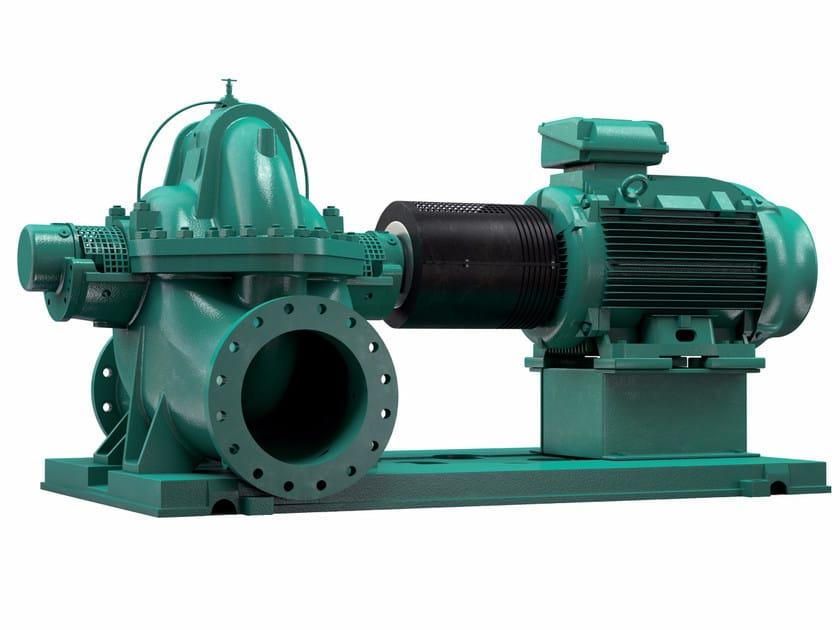 Pump and circulator SCP - WILO Italia