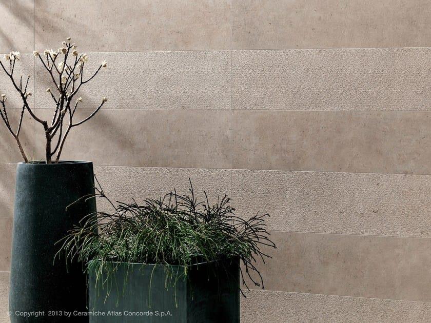 Porcelain stoneware wall tiles with stone effect SEASTONE   Porcelain stoneware wall tiles - Atlas Concorde
