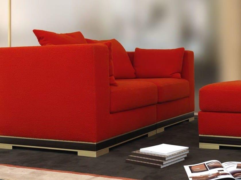 2 seater wool leisure sofa FIESOLE | 2 seater sofa - Formitalia Group