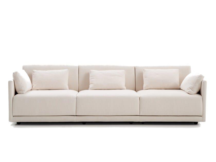Sectional fabric sofa HAPPEN | Sectional sofa - SANCAL