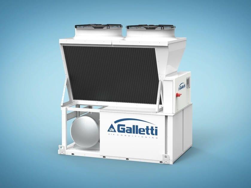 Heat pump SEER - GALLETTI