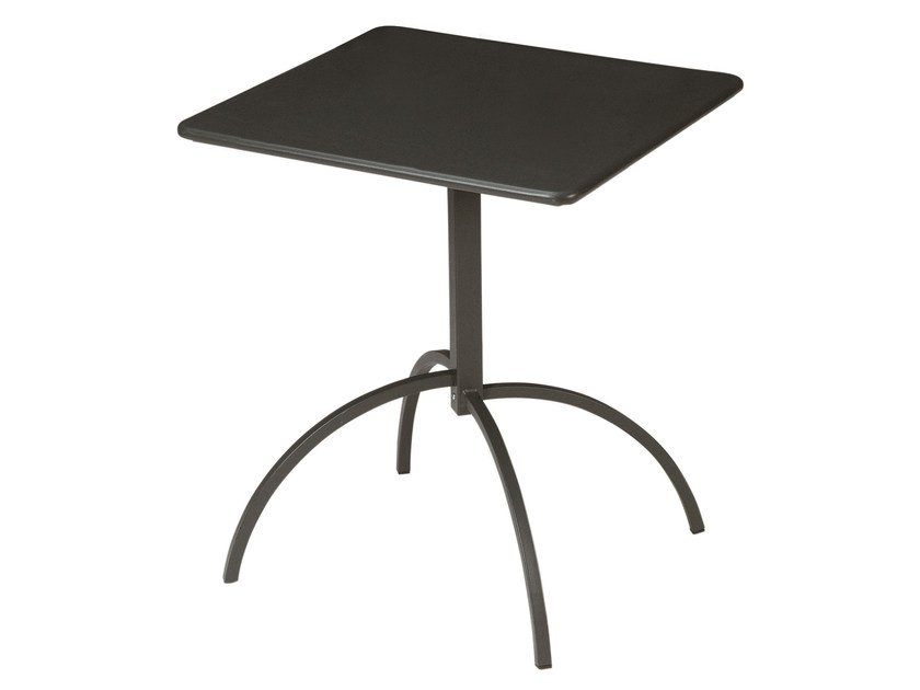 Folding square table SEGNO by emu