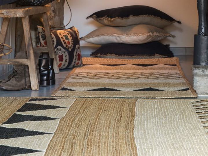 Handmade jute rug SEQUOIA   Rug - Élitis