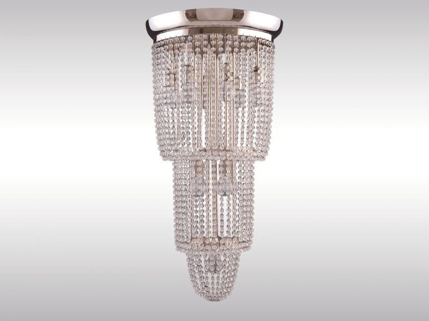 Classic style crystal chandelier SERGE - Woka Lamps Vienna