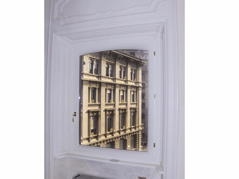 Wooden casement window SETA 2.0 ECO | Casement window by NAVELLO