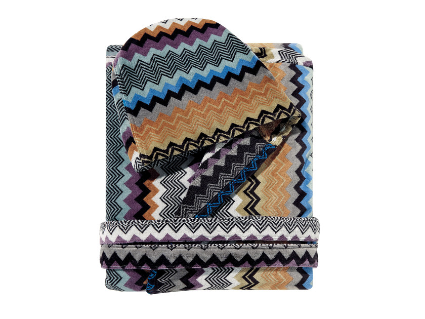 Terry bathrobe SETH | Bathrobe - MissoniHome