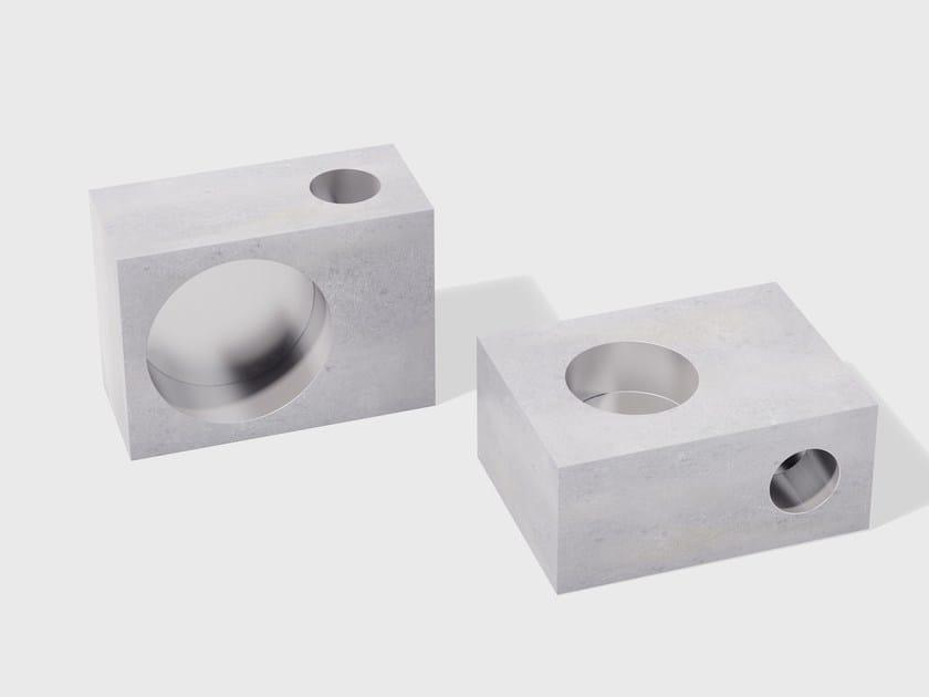Aluminium candle holder SETUP | Aluminium candle holder by Matter Made