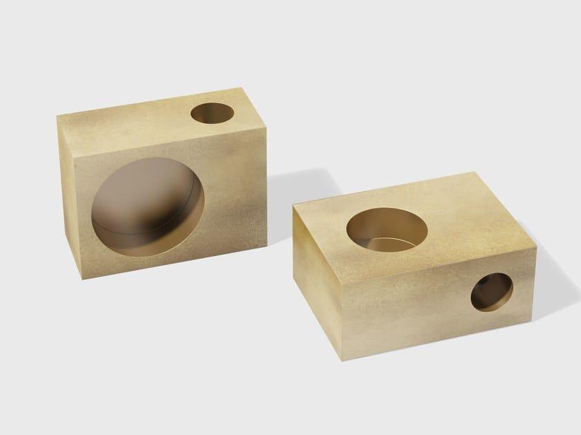 Brass candle holder SETUP | Brass candle holder by Matter Made