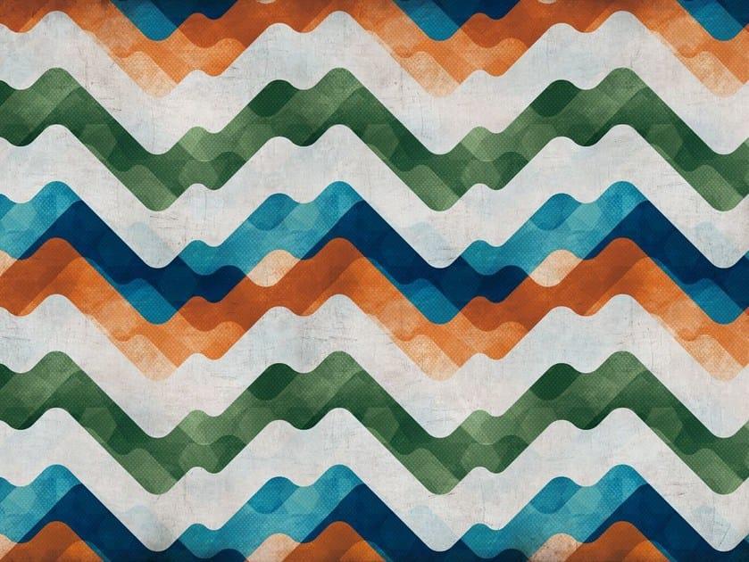 Fiberglass textile wallpaper SEV-07 by MOMENTI