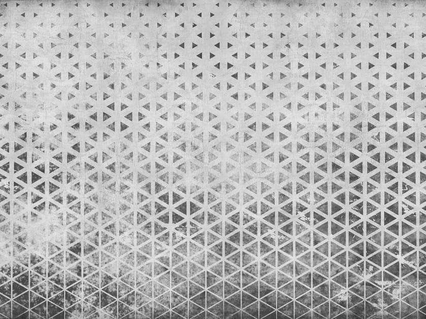 Fiberglass textile wallpaper SEV-09 by MOMENTI