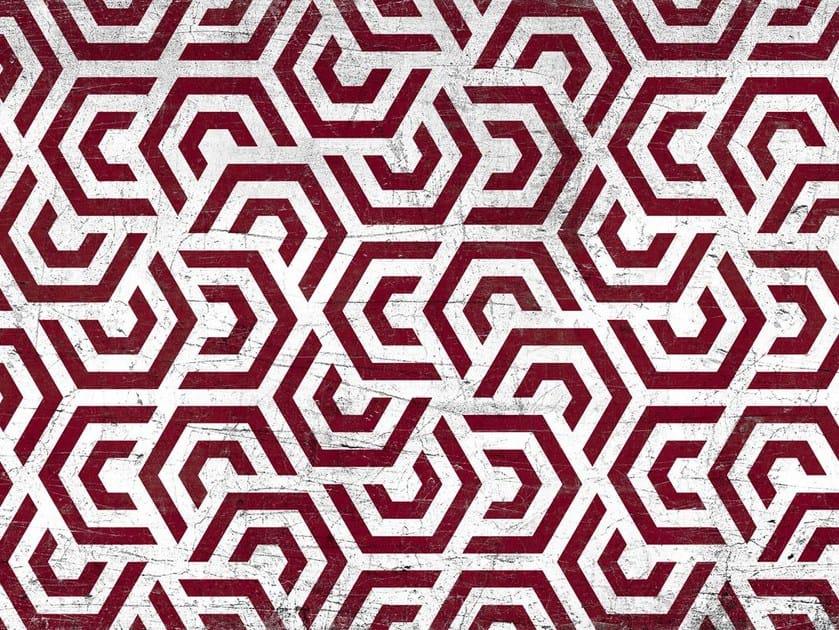 Fiberglass textile wallpaper SEV-11 by MOMENTI