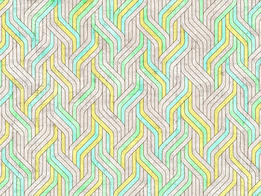 Fiberglass textile wallpaper SEV-12 by MOMENTI
