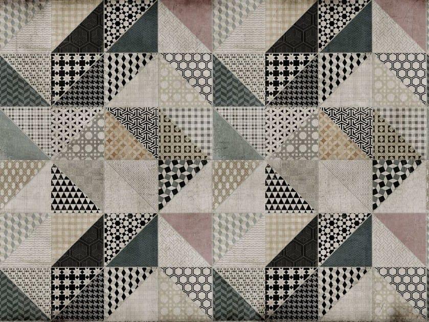 Fiberglass textile wallpaper SEV-13 by MOMENTI