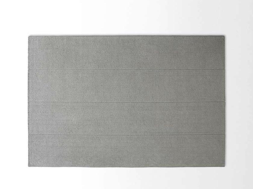 Rectangular polyamide rug SEVAN - Paola Lenti