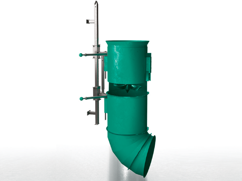 Purification and disposal system SEVIO ACT - WILO Italia