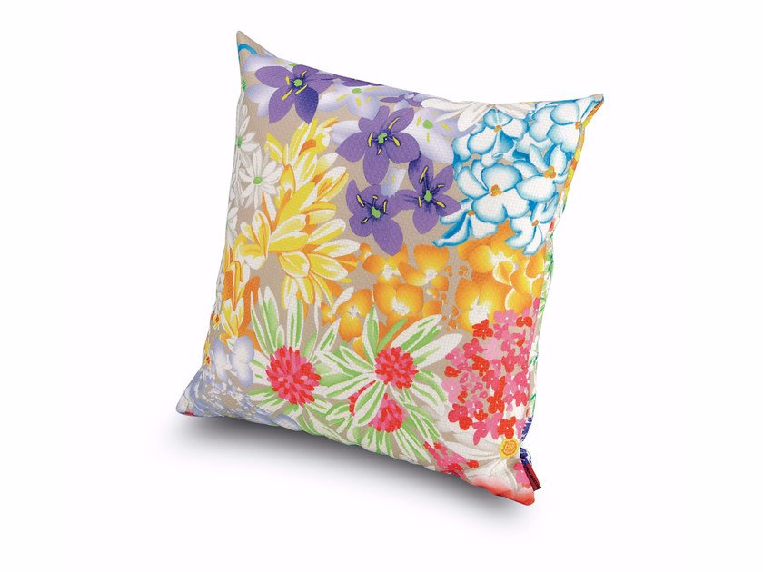 Fabric cushion SEYCHELLES | Cushion - MissoniHome