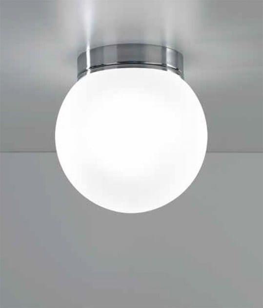 Blown glass ceiling lamp SFERIS | Ceiling lamp - Ailati Lights