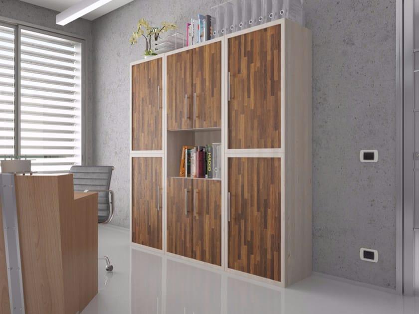 Rivestimento adesivo in pvc shabby fire legno doghe multicolore artesive - Rivestimenti adesivi per mobili ...